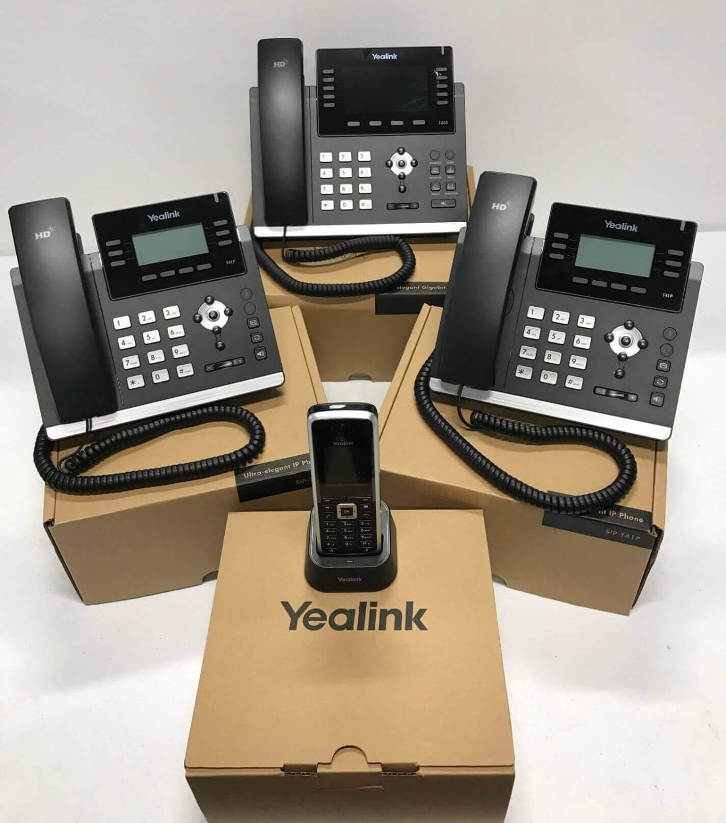 Cloud Phone System Dynamic Business Package