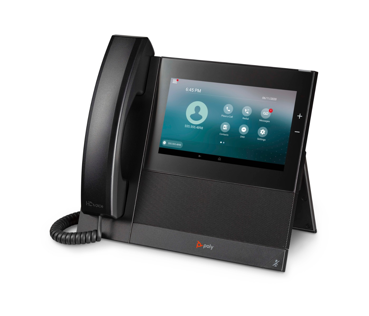 Poly CCX600 Phone for Microsoft Teams
