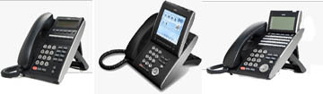 NEC phone system for small business