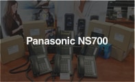 Panasonic NS700 Phone System Kits