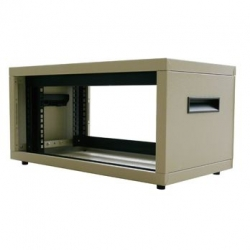4RU Tall Wall Mount Data Cabinet 540x300mm