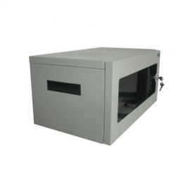 6RU Tall Wall Mount Data Cabinet 540x300m