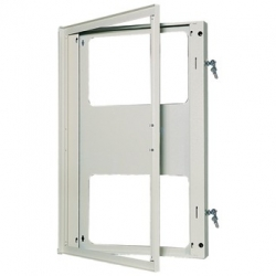 4RU Tall Wall Mount Data Cabinet 540x600mm
