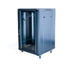 18RU Tall Network Data Cabinet - 600 x 600 mm - 007
