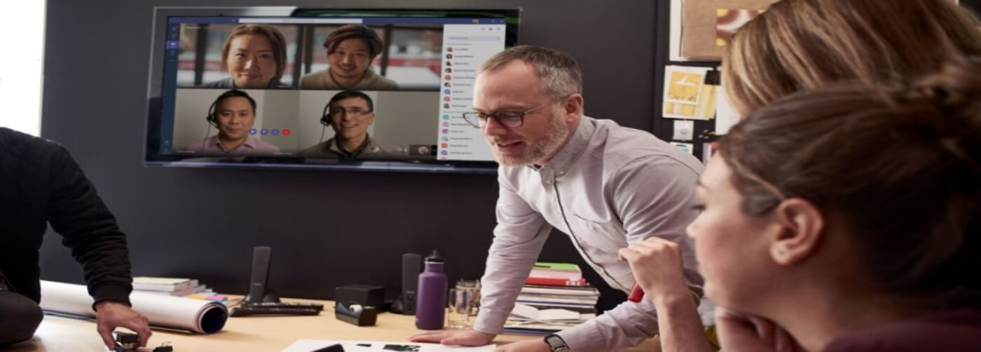 Microsoft Teams Video Conferencing