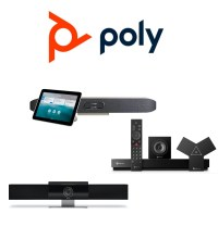 Poly Video Conferencing Equipment