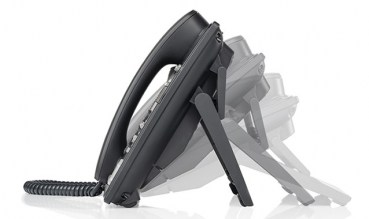 NEC DT920 IP Phone - Side view