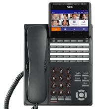 NEC DT930 24-button Phone - Front view