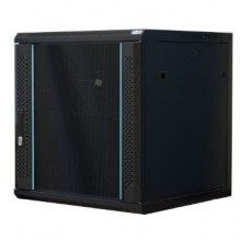 12RU Tall Wall Mount Data Cabinet 600x450mm