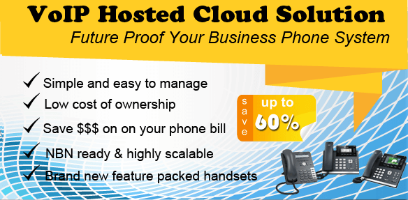 VoIP Hosted Cloud Solution Australia